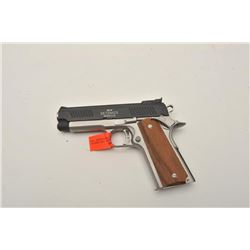 "18BM-44 NEW DETONICS SERIES IINew Deonics Series II two tone .45 ACP,  #2SV095, 4 1/4"" barrel, adjus"
