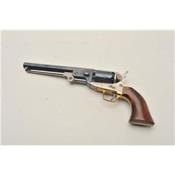 18CA-344 ITALIAN MADE REPROItalian made reproduction of 1851 Navy Colt  in .36 caliber percussion an