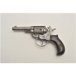 "18CA-351 COLT MDL 1877 LIGHTENINGColt Model 1877 lightning in .38 caliber with  a 3 ½"" barrel, eject"