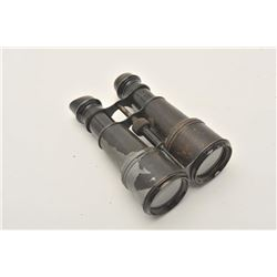 18AP-1003 ARMY & NAVY MKD BINOCULARSArmy & Navy marked binoculars.  These old  metal binoculars are