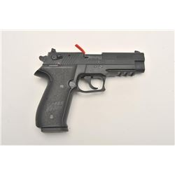 17FS-162 SIG SAUER #A034015Sig Sauer NRA-marked Mosquito Model   semi-automatic pistol, .22LR calibe