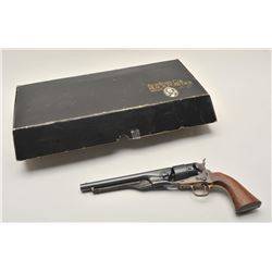 17MH-57 COLT NEW BLACKPOWDER #201568Colt New Series Blackpowder percussion Model  1860 revolver, .44