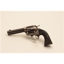 18AY-1 COLT BISLEY #217002Colt Bisley Model single action revolver, .32  WCF caliber, Serial #217002