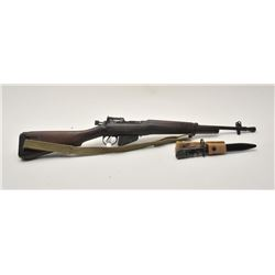 17MH-22 ENFIELD NO5 #BG9919British Enfield No. 5 MK I bolt action  carbine with bayonet, sheath and