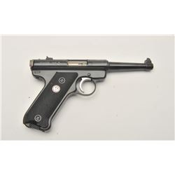 18AA-11 RUGER MARK II 50TH ANN. #223-36882Ruger Mark II 50th Anniversary semi-auto  pistol, .22 Long
