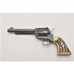 17LP-7 H. SCHMIDTH. Schmidt Model 21 S revolver, .22 Long  Rifle caliber, Serial #602743.  The pisto