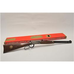 17KH-590 DAISYDaisy NRA Centennial BB carbine in excellent  condition and in factory cardboard box.