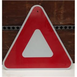 GAS, ROAD SIGN
