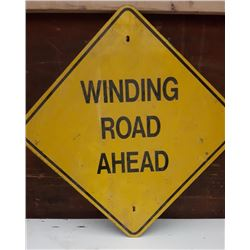 SIGNS, ROAD SIGN