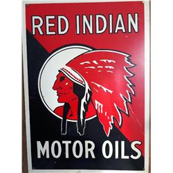 GAS, RED INDIAN
