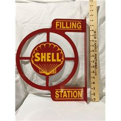 GAS, SHELL