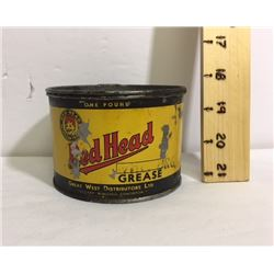 RED HEAD GREASE