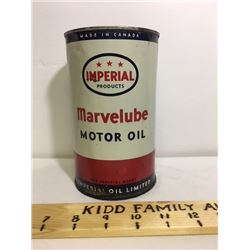IMPERIAL MARVELUBE MOTOR OIL
