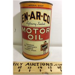 EN-AR-CO MOTOR OIL