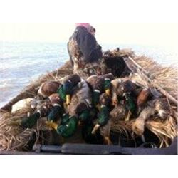 Waterfowl Hunt for 3 Hunters
