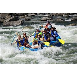 5-Day/4 night whitewater rafting on Idaho's famous Main Salmon River for 2