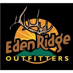 $2000.00 Credit toward a hunt with Eden Ridge Outfitters