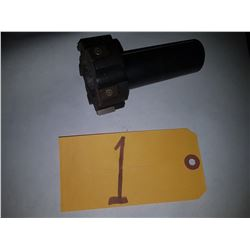 Ingersol Fly Cutter 2''1/2 with shank 1''1/4