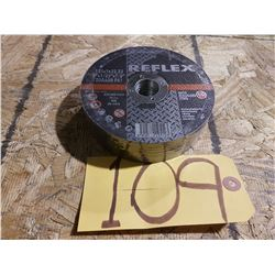 New Reflex Cutting Disc 5'' x 1/25'' x 7/8''