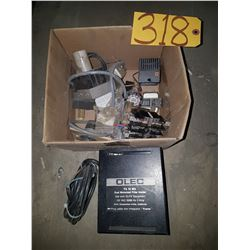 Box of Electronic contain