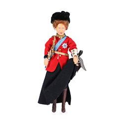 Peggy Nisbet HM Queen Elizabeth II Uniform Trooping the Colour #P/408