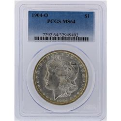 1904-O PCGS MS64 Morgan Silver Dollar