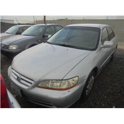 HONDA ACCORD 2002 T-DONATION