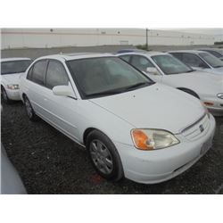 HONDA CIVIC 2001 T-DONATION