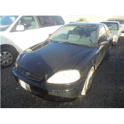 HONDA CIVIC 2000 SALV T/DONATION