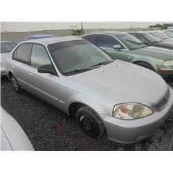 HONDA CIVIC 1999 O/S T-DONATION