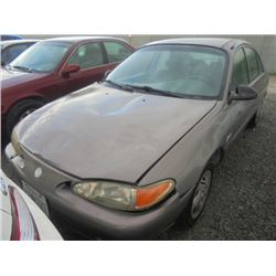 MERCURY TRACER 1998 T-DONATION
