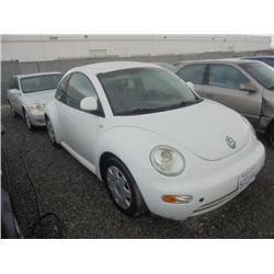VW BEETLE 1999 T-DONATION