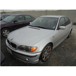 BMW 325I 2002 APP  DUP/T-DON