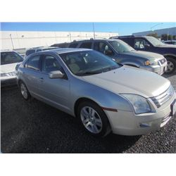 FORD FUSION 2007 T