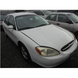 FORD TAURUS 2002 APP DUP SALV-DON