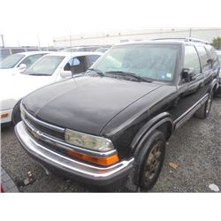 CHEVROLET BLAZER 1999 T-DONATION