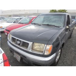 NISSAN FRONTIER 1999 T-DONATION