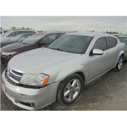DODGE AVENGER 2011 T-DONATION