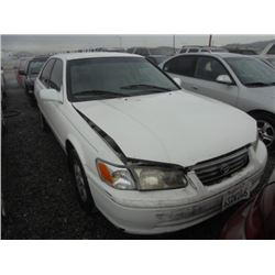 TOYOTA CAMRY 2001 T-DONATION