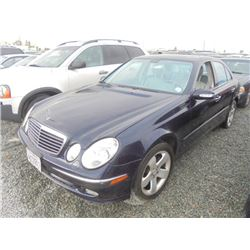 MERCEDES E320 2003 APP  DUP/T-DON