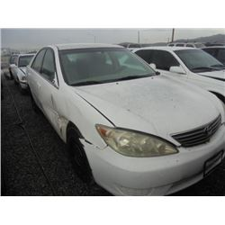 TOYOTA CAMRY 2006 T-DONATION