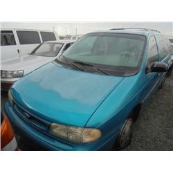 FORD WINDSTAR 1996 T-DONATION
