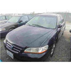 HONDA ACCORD 2001 APP  DUP/T-DON