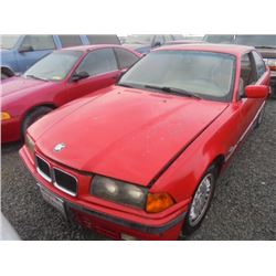 BMW 325IS 1995 SALV T/DONATION