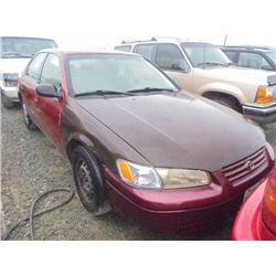 TOYOTA CAMRY 1998 APP  DUP/T-DON