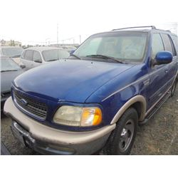 FORD EXPEDITION 1997 T-DONATION