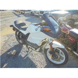 BMW K 100 RS 1989 T-DONATION