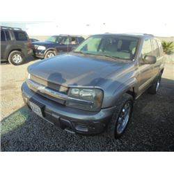 CHEVROLET TRAILBLAZER 2005 T
