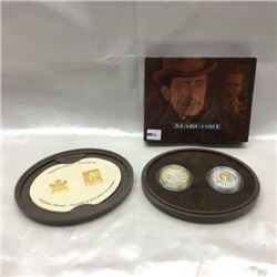 Guglielmo Marconi - Two Coin Set