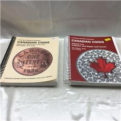 Charlton Canadian Coins : Ref Books